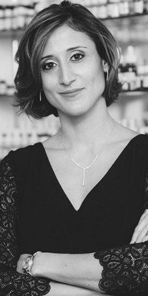 Cécile Zarokian, un MASQUE Milano Nose per EDP Tango e EDP Petra